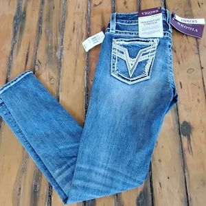 Vigoss skinny jeans new with tags